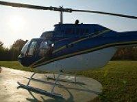Corsi di volo in elicottero