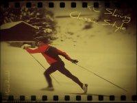 XCSkiing Classic Style