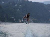 Wakeboard e divertimento