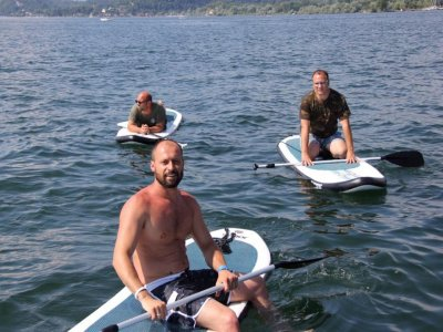 DK Summer Club Paddle Surf