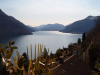 Panorama del Lago Maggiore