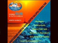 Associazione sportiva subacquea e immersioni guidate