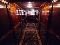 Corridoio barca