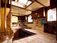 La cucina della barca