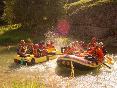 Avisio Rafting Rafting