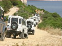 In fuoristrada con Sardinia Adventure