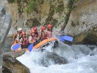 Le cascatelle del torrente