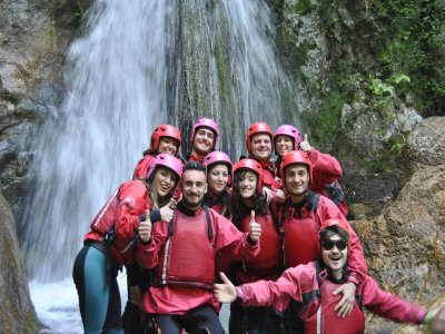 Rafting Yahoo Canyoning