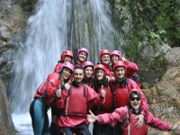 Canyoning nel Fiume Mulino