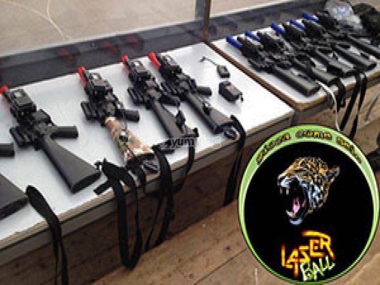 laserball guns