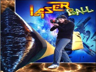 Team Building con Laserball