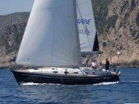 Sailing in Sardinia