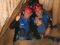 Scoprendo le grotte