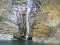 Cascata di 50 metri