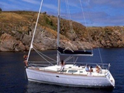 Sorrento Blue Sailing
