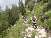 Trekking tra le Rocce