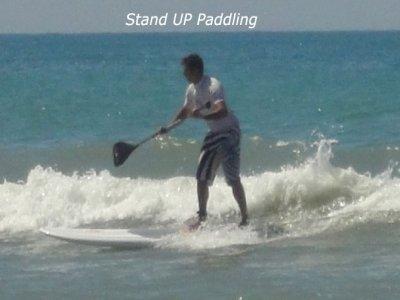 Windsurfostia Paddle Surf