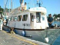 Una delle nostre imbarcazioni!
