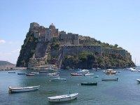Ed ecco il Castello Aragonese!