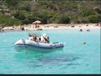 Nelle limpide acque della Sardegna