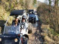 avventura in buggy
