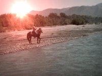 Lungo le rive del fiume...super romantico!!!