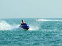 Moto d'acqua a Rimini