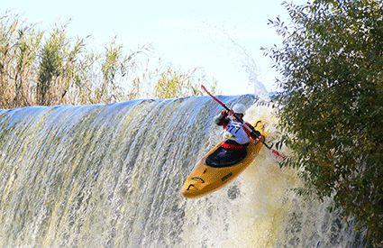 Kayak a Italia