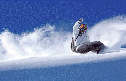 Snowboard a Italia
