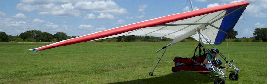 Offers of Hang Gliding  Turin