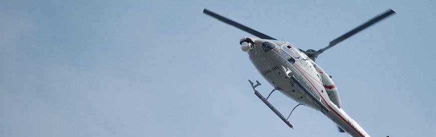 Offerte di Volo Elicottero  Modena