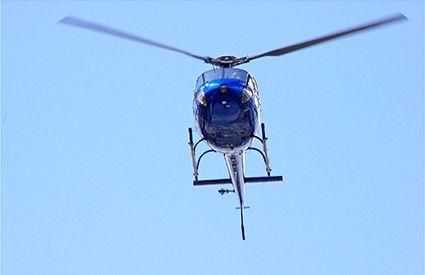 Volo Elicottero a Italia