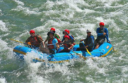 Rafting a Italia