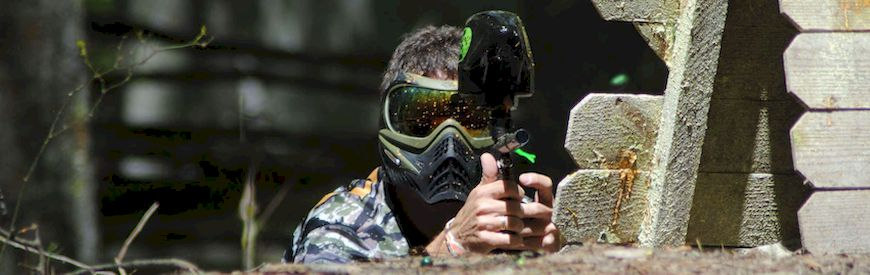Offerte di Paintball  Salerno