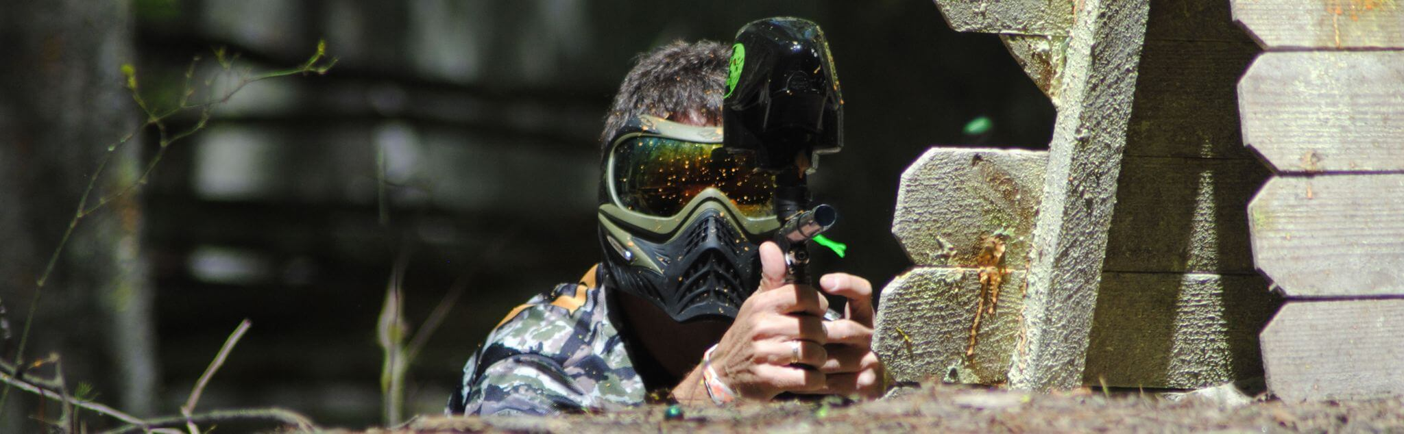 Paintball a Trento