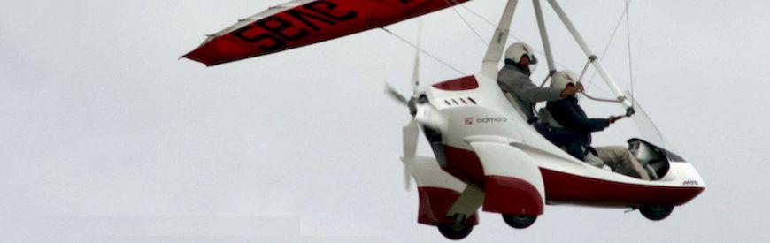 Offerte di Volo Ultraleggero  Torino