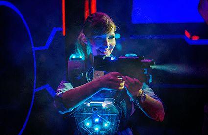 Laser Tag a Italia