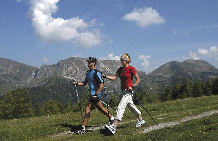 Nordic Walking a Italia