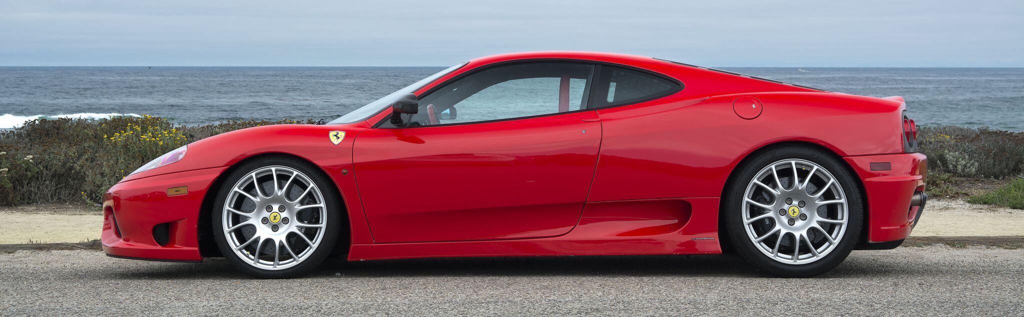 Guidare una Ferrari a Ortona