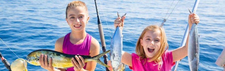 Offers of Fishing  Campania