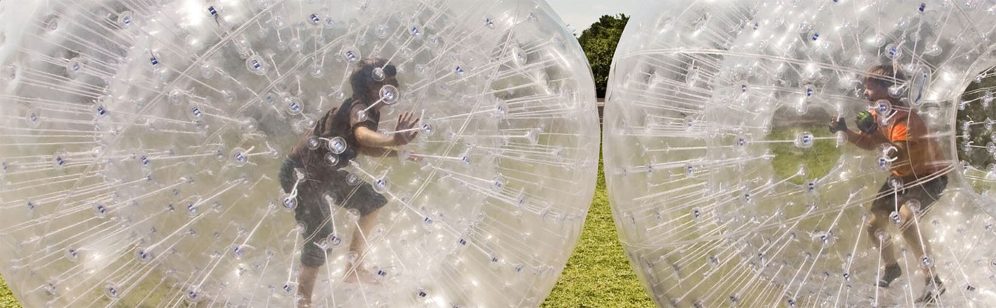 Bubble Football a Roma