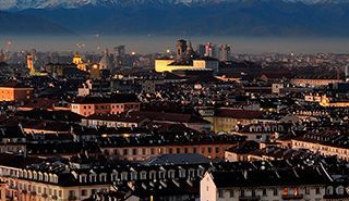 Volo Mongolfiera Torino