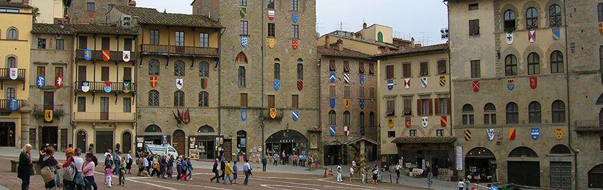 Attività a Arezzo