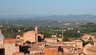 Kart Siena