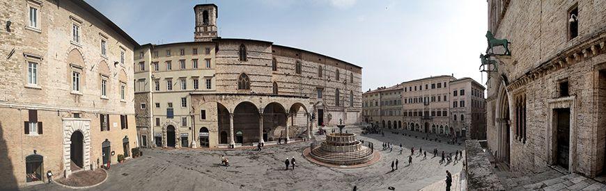 Attività a Perugia