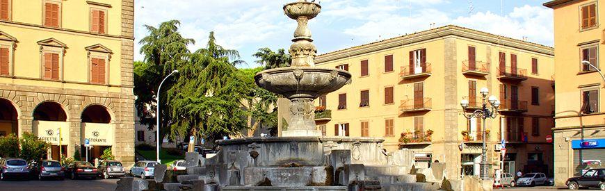 Voli Aereo in Lazio