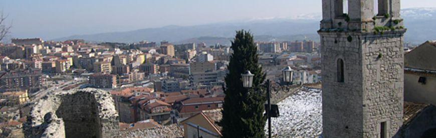 Ciaspole in Molise