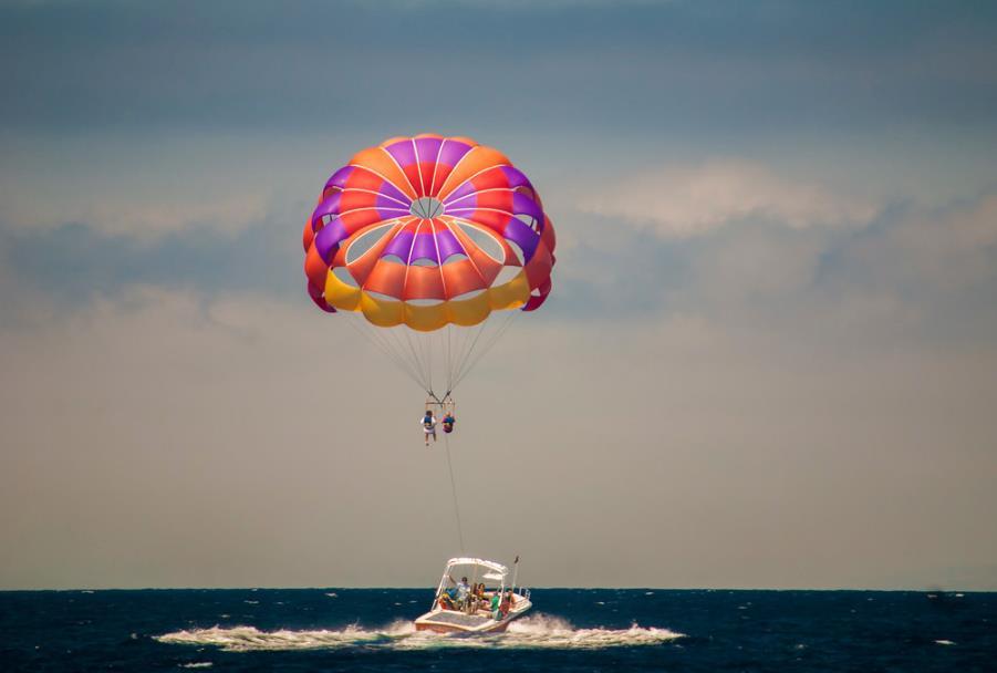 L'uomo ha il sogno di volare da sempre!