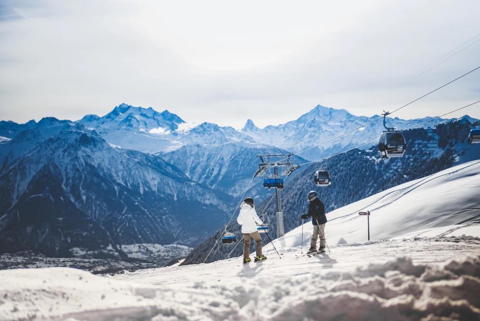 La settimana bianca sugli sci