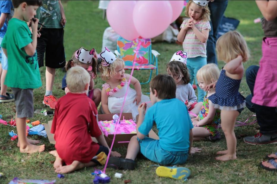 La festa di compleanno perfetta!